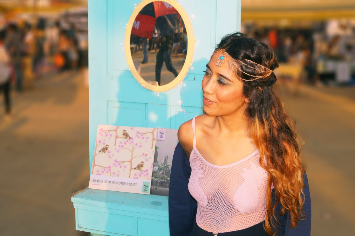 Beautiful things for beautiful people-The Lil Flea Market, Bandra