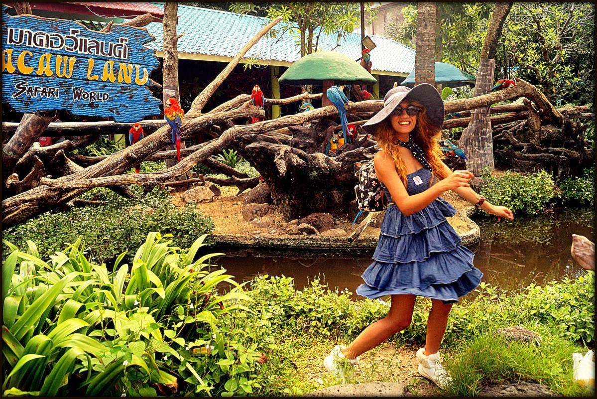 "Throwback to ""Safari World"", Bangkok"